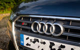 4 Audi S1 cherished owner opinion nose badge