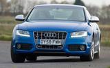 Audi S5 - front