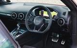 Audi TT Mk3 - interior