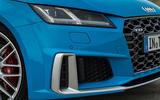 Audi TTS 2018 first drive review aero