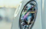 Bentley Bentayga hybrid 2019 first drive review - headlights