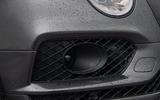 Bentley Bentayga Speed 2019 UK first drive review - foglights