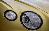 4 Bentley Continental GT Speed 2021 UK FD headlights