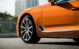 Bentley Continental GT V8 2019 first drive review - alloy wheels