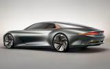 Bentley EXP 100 GT concept - static rear