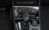 BMW 2 Series Active Tourer 2018 review gearstick
