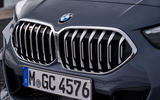 BMW 2 Series Gran Coupe 220d 2020 first drive review - nose