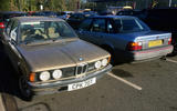 BMW 320 - static front