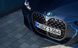 BMW 4 Series 2020 first drive review - nose