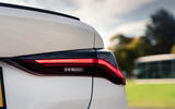 BMW 4 Series 420d 2020 UK first drive review - rear lights