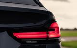 4 BMW 5 Series Touring 530d 2021 UK FD rear lights