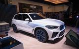 BMW I Hydrogen Next concept 2019 - static front