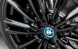 BMW i8 Roadster 2018 first drive review alloy wheels