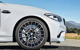 BMW M2 Competition 2018 first drive review alloy wheels