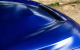 BMW M3 CS 2018 review bonnet aero
