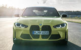 BMW M4 - front
