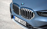 BMW X1 25d 2019 first drive review - kidney grille