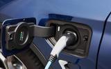 BMW X3 xDrive30e 2020 first drive review - plug socket