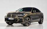 BMW X6 - static front
