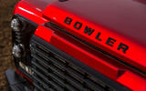 Bowler Bulldog V8 SC 2019 first drive review - bonnet