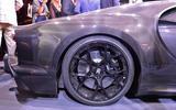 Bugatti Chiron Super Sport 300+ official debut - alloy wheels