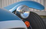 Caterham Super Seven 1600 2020 UK first drive review - headlights