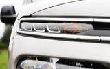 Citroen Berlingo 2018 first drive review headlights