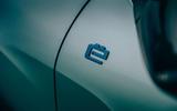 Citroen e C4 2020 LHD first drive review - e badge