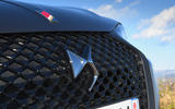 DS 3 Crossback 2019 first drive review - bonnet badge