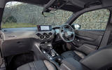 DS 3 Crossback 2019 UK first drive review - cabin