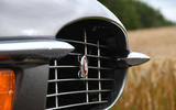 4 E Type Unleashed V12 2021 UK First drive review nose