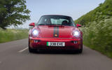 4 Everrati Porsche 964 2021 UK FD hero nose