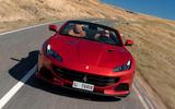 4 Ferrari Portofino M 2021 UK FD hero nose