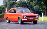 Ford Escort Mk1 - static front