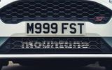 4 Ford Fiesta ST Mountune m260 2021 UK FD front bumper