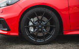 Ford Focus RS Race Red Edition alloy wheels