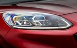 4 Ford Kuga FHEV 2021 UK FD headlights