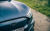 Ford Mustang Mach E 2021 UK first drive review -  headlights