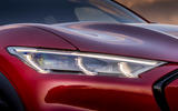 4 Ford Mustang Mach E 2021 UK first drive review headlights