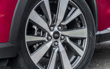 Ford Puma Titanium 2020 first drive review - alloy wheels