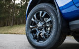 Ford Ranger Wildtrak X 2018 first drive review - alloy wheels