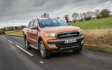 Top 10 pickup trucks 2020 - Ford Ranger