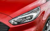 4 Ford S Max Hybrid 2021 UK FD headlights