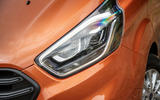 4 Ford Transit Nugget 2021 UK FD headlights
