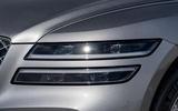 4 Genesis G80 2021 UK FD headlights