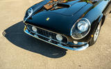 4 GTO California Spyder revival 2021 UK FD nose