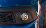Honda Civic saloon 2018 UK first drive review foglights