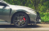 4 Honda Civic Type R Sportsline 2021 UK FD alloy wheels