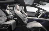 4 Human Horizons HiPhi X 2021 first drive cabin