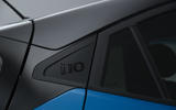 Hyundai i10 2020 UK first drive review - side decals